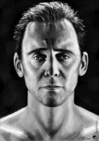 Tom Hiddleston - SPD by UnicatStudio