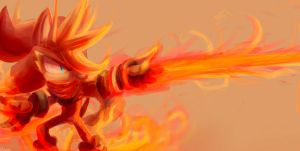FLAMES. by Omiza