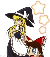 Marisa different style by Rosa-Mystical