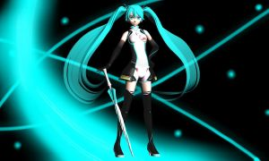 Racing Miku 2 by Vocalizer