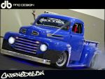 Ford F-100 ll Super Drift by CaponeDesign