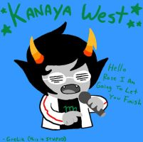 Kanaya West by greliz