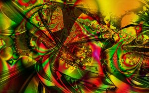 3D Abstract 28 Special by Don64738