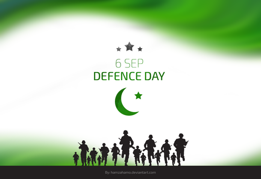 Pakistan Defence Day by hamzahamo