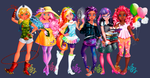 MY Completed Little Pony Project by Asher-Bee