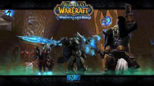 Death Knight Tier 10 by PaulWhipps