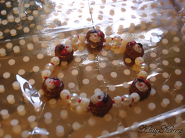 Valentines Cookie Bracelet by Cateaclysmic