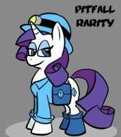 Pitfall Rarity by Pembroke