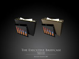 The Executive Briefcase by thebigbentley