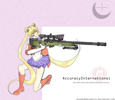 .308 LnJ Rounds by SeveredMarionette