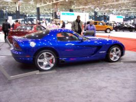 Dodge Viper SRT-10 Coupe by gpsc