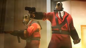 The Pyros (SFM) by RAGEPANDDEMOMAN