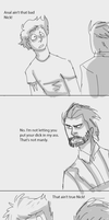 Double Manliness by MusicBox7
