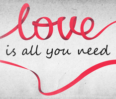 Love is all you need. by boomerangmouth