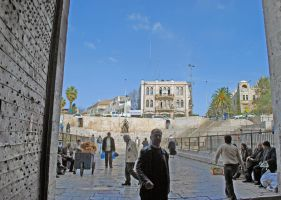 Damascus Gate, March 2008 by dpt56
