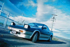 Toyota MR2 - 2 by Mad-Murphy