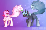 [Commission] Tail Pones by NovaBytes