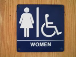 sign 05 - women by n-gon-stock