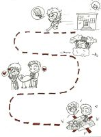BBC Sherlock: Map of Love by GDI1