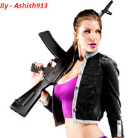 Shaundi from saints row by Ashish913 by Ashish-Kumar