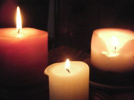 Three Candles Strong 2 by AnimeLoverblonde09
