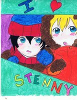 If you like Stenny, comment and Fave by Sumiko123