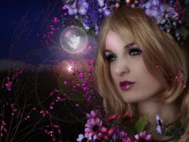 Fairy Dreams by Deena-Lee-Sauve