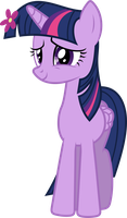 Bashful Twilight Sparkle by 90Sigma