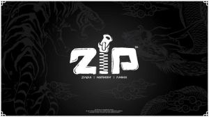ZIP Logo by ajiraiya