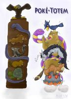 PokeTotem by AlieMey
