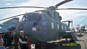 HH-3E Jolly Green Giant by TAHU18
