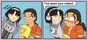 CheLL STriP by MuseWhimsy