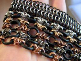 Chain maille by abatis