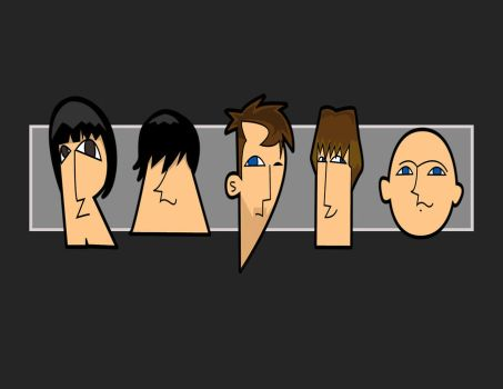 radioHeads by frreal