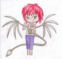 Adorable Sasori Chibi by ScreamingLullabies