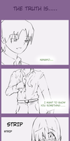 I'm Hisao by mao-l