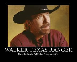 Walker Texas Ranger by Felix-L-Gato