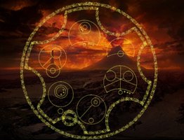 One Ring In Gallifreyan by Ahack13