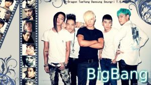 BigBang Wallpaper by ForeverK-PoPFan
