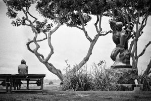 Branching Infinite Thoughts by DizzyCowPhotography