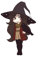 Witchsona attempt by Spooky-spooks