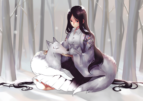 White by Black-Quose