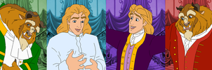 Prince Adam Color Spectrum by SelenaEde