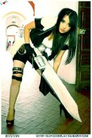 Female Squall by spooky-purin