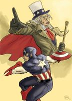 Spirits of America by thenumber42