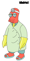 Alternate Dr. Zoidberg by Spider-Matt