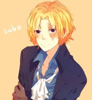 Sabo [One Piece] by ChappyVII