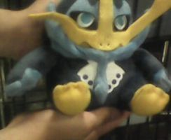 EMPOLEON PLUSH by Waito-chan