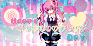 Happy Valentines Day! - Banner by Veloxity