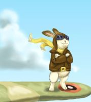 Aviator Bun by nienor